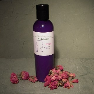 Rose Lotion 4oz