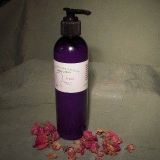 Rose Lotion 10oz